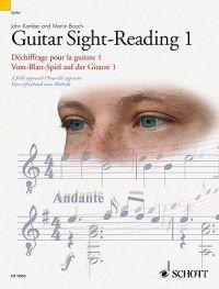 Guitar Sight-Reading 1 / Dechiffrage pour la guitare 1 / Vom-Blatt-Spiel auf der Gitarre 1
