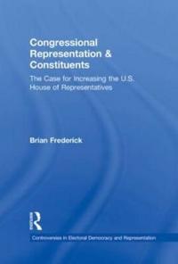 Congressional Representation & Constituents