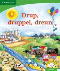 Little Library Life Skills: Drip, Trickle, Roar! Afrikaans version