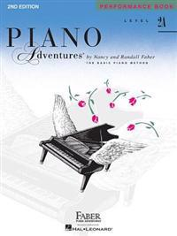 Piano Adventures Performance Book, Level 2a