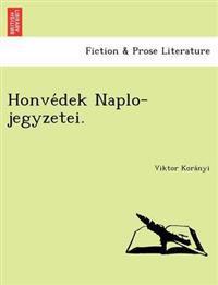 Honve Dek Naplo-Jegyzetei.