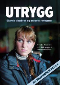 Utrygg - Eline Lønnå   Ridgeroadrun.org