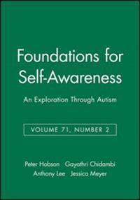 Foundations for Self-awareness