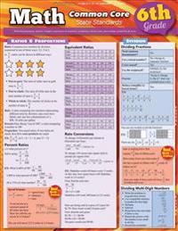 Math Common Core State Standards, Grade 6