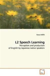 L2 Speech Learning