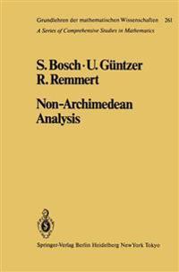 Non-Archimedean Analysis