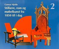 Stillære, rom og møbelkunst fra 1850 til i dag - Gunnar Hjelde   Ridgeroadrun.org