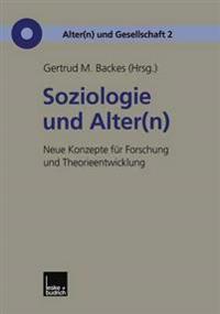 Soziologie Und Altern