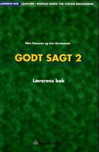 Godt sagt 2 - Ellen Hanssen, Lise Gummesen pdf epub