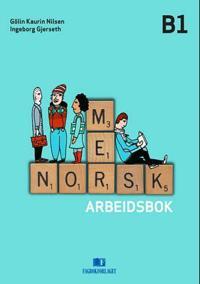 Mer norsk; arbeidsbok B1