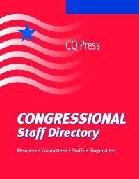 Congressional Staff Directory Spring 2011