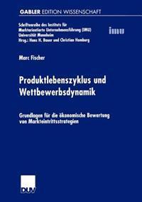 Produktlebenszyklus Und Wettbewerbsdynamik