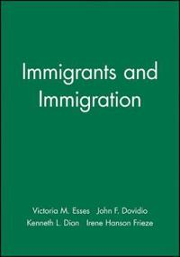 Immigrants And Immigration