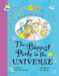 Story Street Fluent Step 12: Biggest Party in the Universe Large Book Format