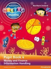 Heinemann Active Maths NI KS2 Beyond Number Pupil Book 8 Class Set