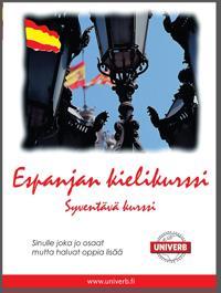 Espanjan kielikurssi syventävä kurssi