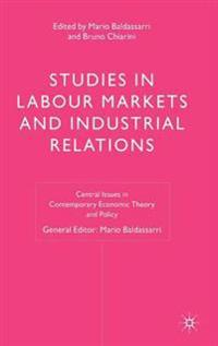 Studies in Labour Markets and Industrial Relations