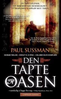 Den tapte oasen - Paul Sussman pdf epub