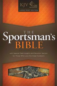 Sportsman's Bible-KJV-Large Print
