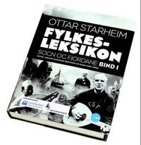 Fylkesleksikon for Sogn og Fjordane; bind 1 - Ottar Starheim pdf epub
