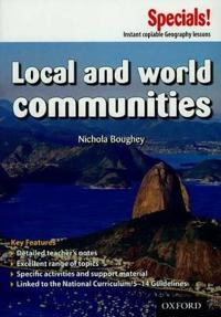 Secondary Specials!: Geography - Local and World Communities