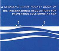 Pocket book of the international regulations for preventing collisions at s