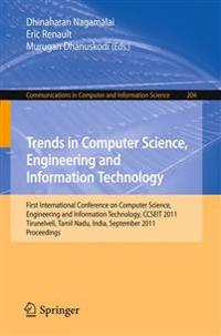 Trends in Computer Science, Engineering and Information Technology