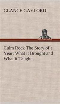 Culm Rock the Story of a Year