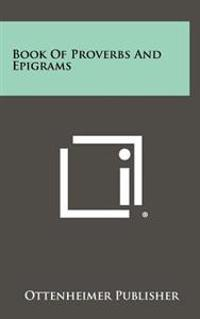 Book of Proverbs and Epigrams