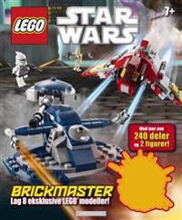 Lego Star Wars; brickmaster