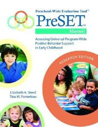 Preschool-wide Evaluation Tool Preset Manual: Research Edition