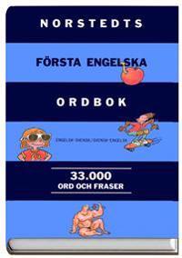 Norstedts första engelska ordbok - engelsk-svensk, svensk-engelsk : 33000 ord och fraser