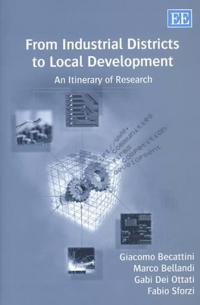 From Industrial Districts to Local Development
