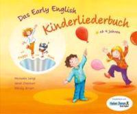 Das Early English Kinderliederbuch ab 4 Jahren