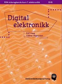 Digital elektronikk - Rolf Haug, Oddvar Magnussen pdf epub