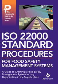ISO 22000 Standard Procedures for Food Safety Management Systems