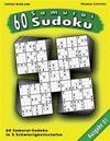 60 Samurai-Sudoku: 60 Ratsel in 3 Schwierigkeitsstufen Mit Losungen