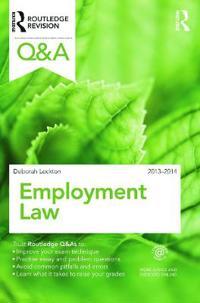 Q & A Employment Law 2013-2014