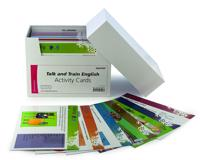 Talk and Train English Activity Cards