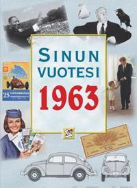 Sinun vuotesi 1963