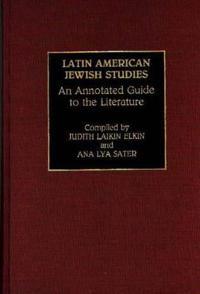 Latin American Jewish Studies