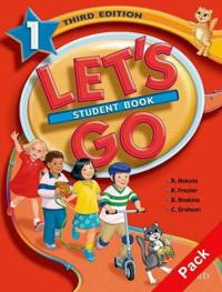 Let's Go: 1: Student Book and Workbook Combined Edition 1A