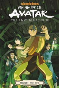 Avatar - the Last Airbender the Rift 2