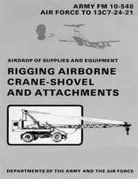 Airdrop of Supplies and Equipment: Rigging Airborne Crane-Shovel and Attachments (FM 10-548 / To 13c7-24-21)