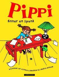 Pippi finner en spunk