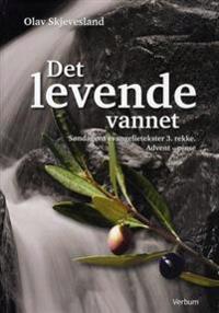 Det levende vannet - Olav Skjevesland pdf epub