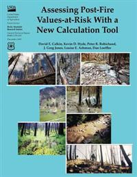 Assessing Post-Fire Values-At-Risk with a New Calculation Tool