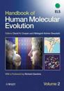 Handbook of Human Molecular Evolution, 2 Volume Set