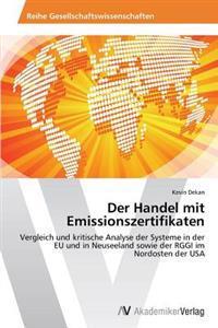 Der Handel Mit Emissionszertifikaten