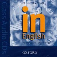 In English Pre-Intermediate: Class Audio CDs (2)